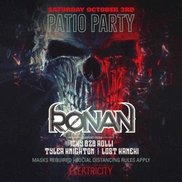 RØNAN: PATIO PARTY: Main Image
