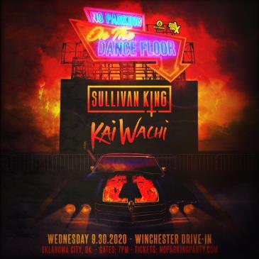 Sullivan King + Kai Wachi - OKLAHOMA CITY: Main Image