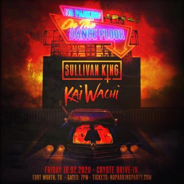 SULLIVAN KING + KAI WACHI - DFW: Main Image