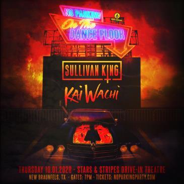 SULLIVAN KING + KAI WACHI - NEW BRAUNFELS: Main Image