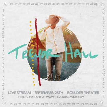Trevor Hall - IN AND THROUGH THE BODY album (LIVESTREAM): Main Image
