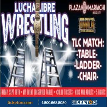 LUCHA LIBRE WRESTLING: Main Image