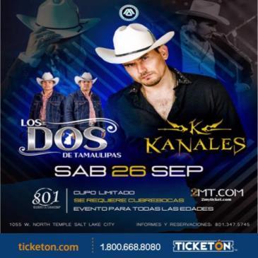 LOS DOS TAMAULIPAS Y KANALES: Main Image