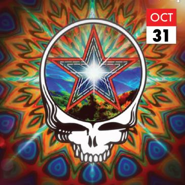 5PTS HALLOWEEN: Dead Reckoning live at Wasena Park: