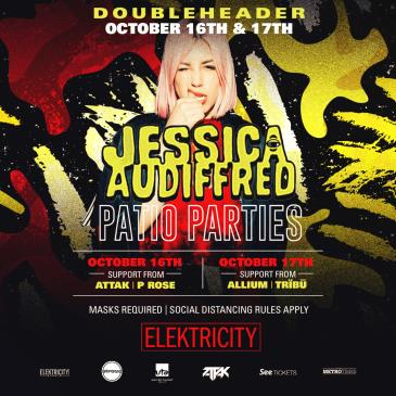 JESSICA AUDIFFRED (NIGHT 1): PATIO PARTY-img