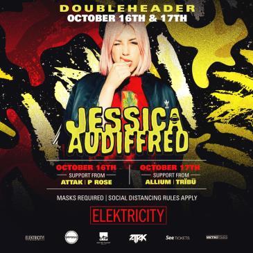 JESSICA AUDIFFRED (NIGHT 2): Main Image