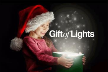 CANCELLED: Gift of Lights Nov 29. WALK ONLY NIGHT: Main Image