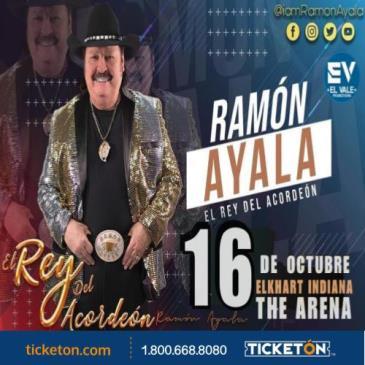 RAMON AYALA: Main Image