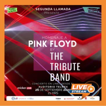 HOMENAJE A PINK FLOYD BY THE TRIBUTE BAND