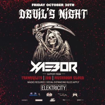 XAEBOR || DEVIL'S NIGHT: Main Image