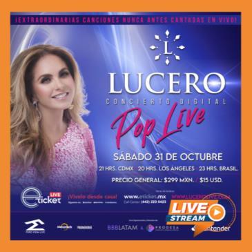 LUCERO POP LIVE
