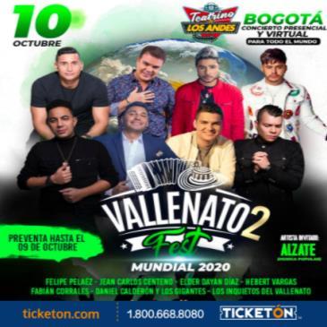 VALLENATO 2 FEST MUNDIAL 2020