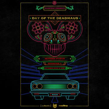 Oct 31 - Deadmau5 Live at The Drive Inn: Main Image