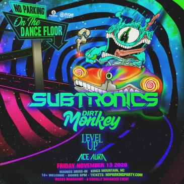NPOTDF Subtronics + Dirt Monkey - North Carolina: Main Image