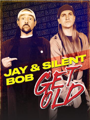 JAY & SILENT BOB GET OLD with Kevin Smith and Jason Mewes: Main Image