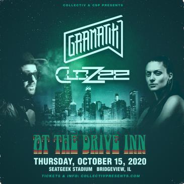 Oct 15 - Gramatik x CloZee - Live At The Drive Inn: Main Image