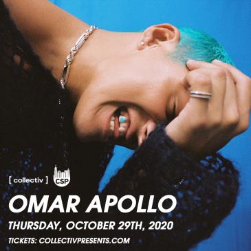 Oct 29 - Omar Apollo - Live At The Drive Inn-img