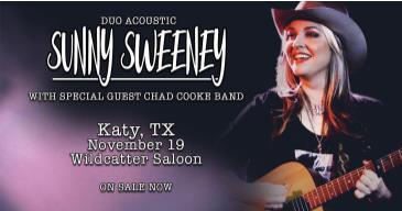 Sunny Sweeney - Duo Acoustic: Main Image
