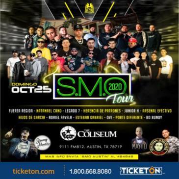 SMO TOUR 2020: Main Image