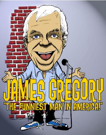 James Gregory: Main Image