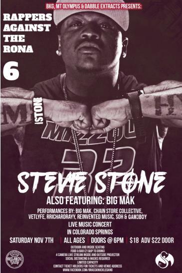 Stevie Stone from Strange Music: Main Image