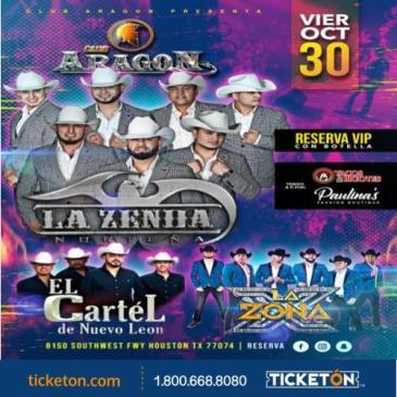 ZENDA NORTEÑA, CARTEL N.L, ZONA X