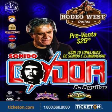 SONIDO CONDOR , DALLAS , TX