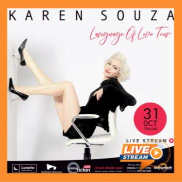 KAREN SOUZA LANGUAGE OF LOVE TOUR MEET AND GREET