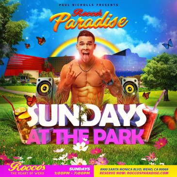 Sundays at the Park-img