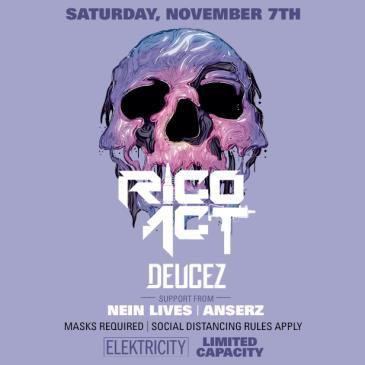 RICO ACT + DEUCEZ: Main Image