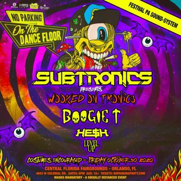 Subtronics - ORLANDO (Friday Show): Main Image