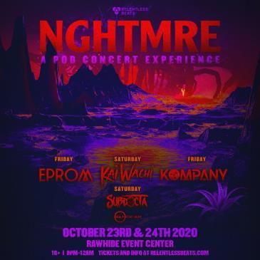 NGHTMRE - Saturday: Main Image