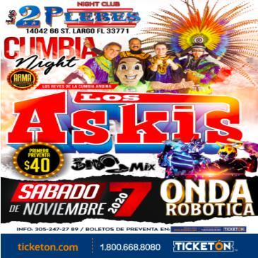 La Septima Banda Y Los Askis: Main Image