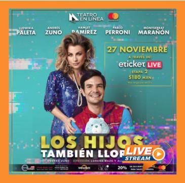 LOS HIJOS TAMBIEN LLORAN: Main Image