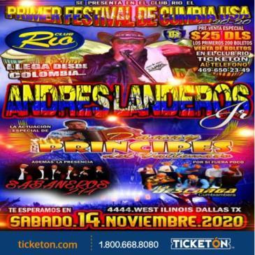 ANDRES LANDEROS JR: Main Image