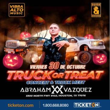 ABRAHAM VAZQUEZ - TRUCK OR TREAT: Main Image