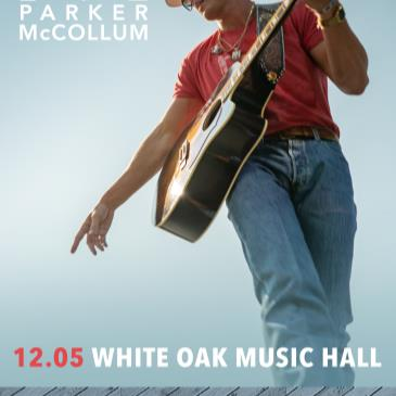 Parker McCollum 7:30PM Late Show - GRID Event-img