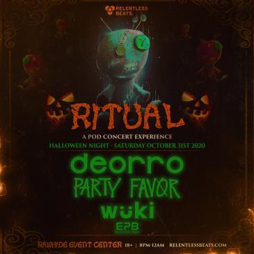 Deorro & Party Favor - Halloween: