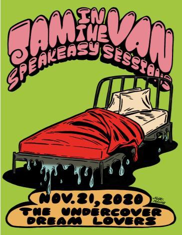 Undercover Dream Lovers - Jam In The Van (Speakeasy Session): Main Image
