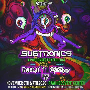 Subtronics - Friday: Main Image