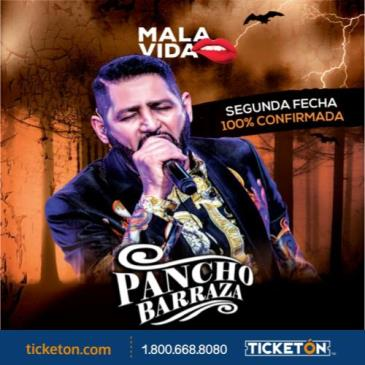CANCELADO - PANCHO BARRAZA: Main Image