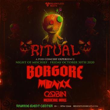 Borgore - Night of Mischief: