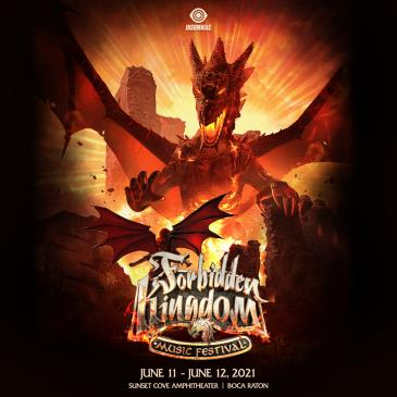 Forbidden Kingdom Music Festival 2021: Main Image