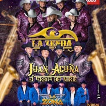 Zenda Norteña , Juan Acuña , Zona X