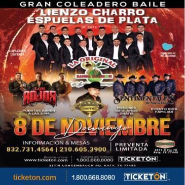 CANCELADO-LA ORIGINAL BANDA EL LIMON: Main Image