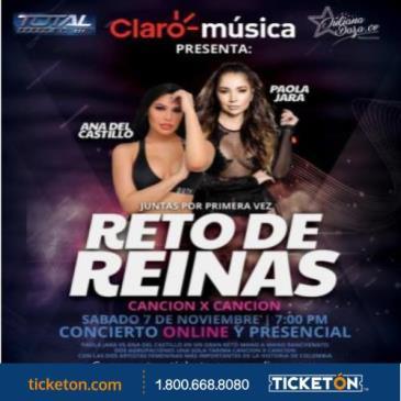 RETO DE REINAS: Main Image