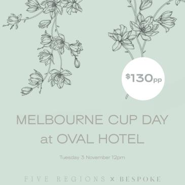 Melbourne Cup Day at Oval Hotel