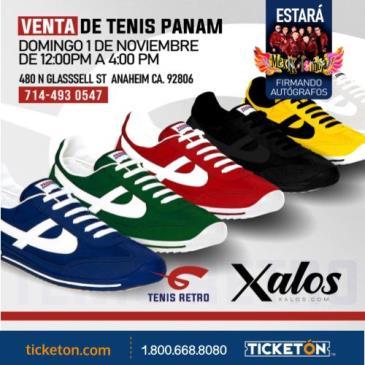 VENTA DE TENIS PANAM EN XALOS: Main Image