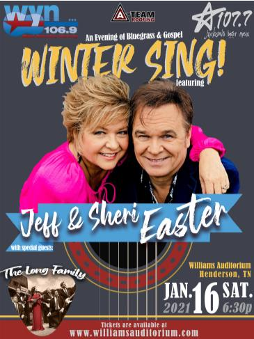 Jeff & Sheri Easter / Long Family: Main Image