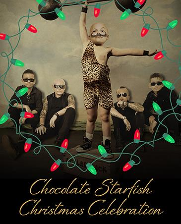 Chocolate Starfish Christmas Celebration: Main Image